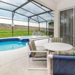 Stunning 4 Bedroom 3 Bath Pool Home In Windsor Palms Resort