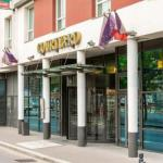 Courtyard By Marriott Paris Saint Denis Hotel