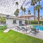 Modern Oasis about 3 Mi to Downtown Palm Springs!