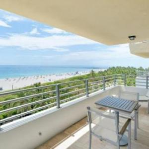 South Beach 701 Luxury 1BR Beachfront Condo-Hotel in Miami Beach