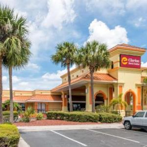 Clarion Inn & Suites Kissimmee-Lake Buena Vista South in Kissimmee