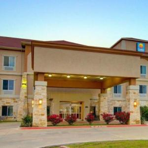 Beaumont Ranch Hotels - Comfort Inn & Suites Alvarado