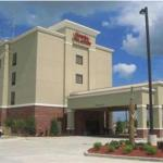 Accommodation near Coushatta Casino Resort - Hampton Inn & Suites Jennings