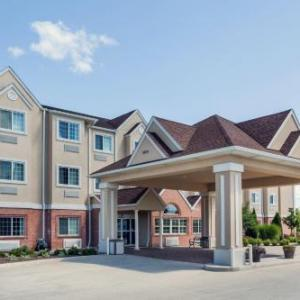 La Porte Civic Auditorium Hotels - Microtel Inn & Suites By Wyndham Michigan City