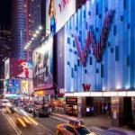 Marquis Theatre Accommodation - W New York - Times Square