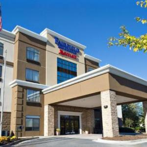 Fairfield Inn & Suites Marriott Atlanta Buford/Mall of Georgia