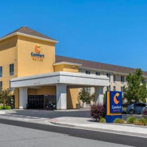 Hotels near Reno-Fernley Raceway - Comfort Suites Fernley