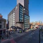 Accommodation near Emirates Old Trafford - Holiday Inn Express Manchester Cc-Oxford Rd