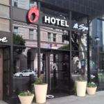 Hotels near Los Angeles Center Studios - O Hotel