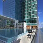Accommodation near Bayfront Park - Jw Marriott Marquis Miami