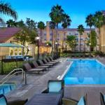 Accommodation near Irvine Lake - Residence Inn By Marriott Anaheim Hills Yorba Linda