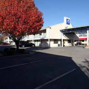 Varsity Center for the Arts Hotels - Americas Best Value Inn And Suites Carbondale