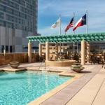 Accommodation near Eleanor Tinsley Park - Embassy Suites Houston- Downtown