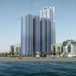 Al Massarat Tour apartment ( sea view)