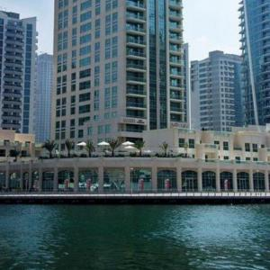 Marina Hotel Apartments in Dubai