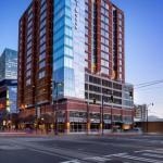 Amos' Southend Accommodation - Hyatt House Charlotte Center City