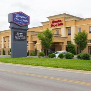 Hotels near Godman Army Airfield - Hampton Inn & Suites Radcliff/Fort Knox