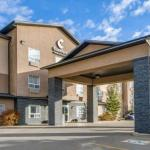 Red Deer Arena Accommodation - Comfort Inn & Suites Sylvan Lake
