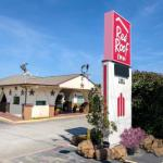 Accommodation near Verizon Theatre Grand Prairie - Knights Inn Arlington
