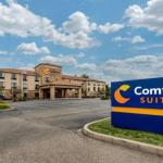 Accommodation near Welcome Stadium - Comfort Suites - Wright Patterson