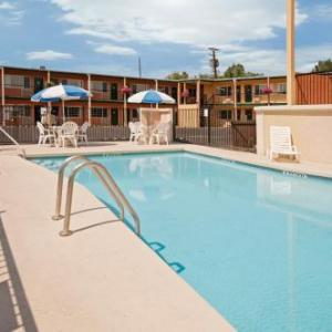 Round-Up and Happy Canyon Arena Hotels - Americas Best Value Inn - Pendleton