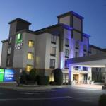PNC Music Pavilion Accommodation - Holiday Inn Express Hotel & Suites Charlotte-Concord-I-85