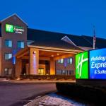 Brat Stop Hotels - Holiday Inn Express Hotel & Suites Pleasant Prairie-Kenosha