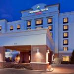 1st Bank Center Accommodation - SpringHill Suites Denver North / Westminster