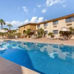 Accommodation near El Zaribah Shrine Auditorium - La Quinta Inn Phoenix - Arcadia