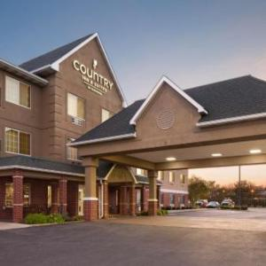 Hotels near Allen County Fairgrounds Lima - Country Inn & Suites By Carlson, Lima, Oh