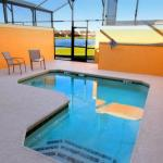 Paradise Palms- 4 Bed Townhome w/Splashpool-3043PP