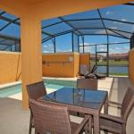 Paradise Palms 4 Bed Townhome wSplashpool 3025PP