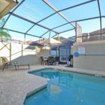 Paradise Palms- 5 Bed Townhome w/Splashpool-3072PP Kissimmee Florida
