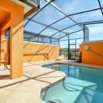 Paradise Palms- 4 Bed Townhome w/Splashpool-3021PP