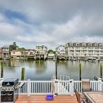 Home w/Water Views, 1 Mi to Boardwalk/Casinos