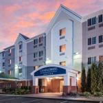 Accommodation near Washington Center for the Performing Arts - Candlewood Suites Olympia - Lacey