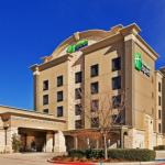 Dr Pepper Arena Hotels - Holiday Inn Express Frisco