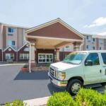 Accommodation near Science City - Microtel Inn & Suites By Wyndham Kansas City Airport