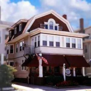 Tigerlilly Cafe Ocean City Hotels - Serendipity Bed & Breakfast