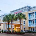 Accommodation near Family Circle Stadium - Comfort Suites At Isle Of Palms Connector