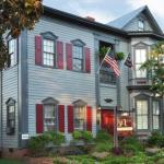Accommodation near New Bern Riverfront Convention Center - The Aerie Bed And Breakfast
