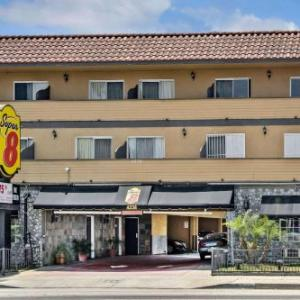 Super 8 Motel - Inglewood/Airport-LAX