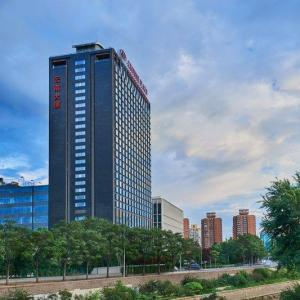 Crowne Plaza Hotel Sun Palace Beijing, Beijing, China
