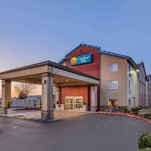 Hotels near McMenamins Edgefield - Comfort Inn Columbia Gorge Gateway
