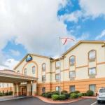 Montgomery Motorsports Park Accommodation - Days Inn And Suites Prattville-Montgomery