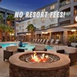 Accommodation near House of Blues Las Vegas - Courtyard Las Vegas South