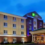 Hotels near Horseshoe Casino Hammond - Holiday Inn Express Hotel & Suites Chicago South Lansing