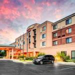 Accommodation near Kings Dominion - Courtyard Richmond North/Glen Allen