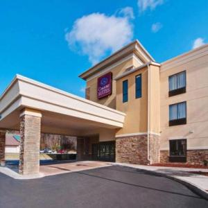 Hotels near James I Moyer Sports Complex - Comfort Suites Salem