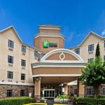 Accommodation near House of Blues Houston - Holiday Inn Express Hotel & Suites Houston-Downtown Convention Center